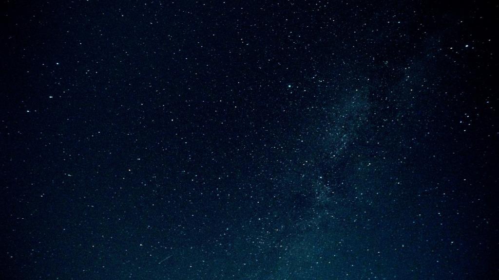 ベルロックの星空1